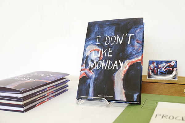 Book: Brenda Spencer// I don't like Mondays | www.Fenne.be