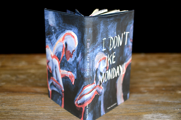 I don't like Mondays | Brenda Spencer | graphic novel | www.Fenne.be