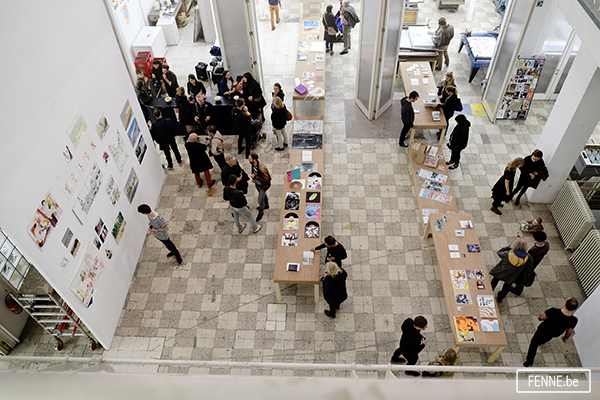 Exhibition Bachelor 3 | Sint- Lucas Antwerpen | Belgium