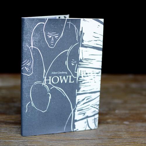 Howl | Allen Ginsberg | www.Fenne.be | lino