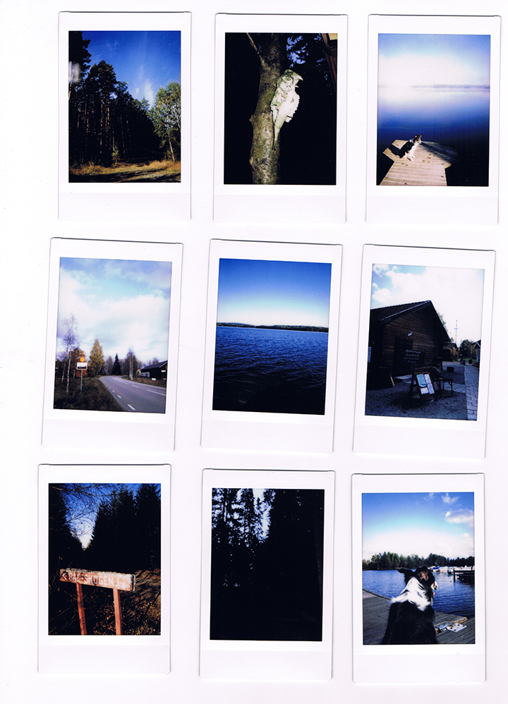 Fuji Instax | polaroids | Fenne.be