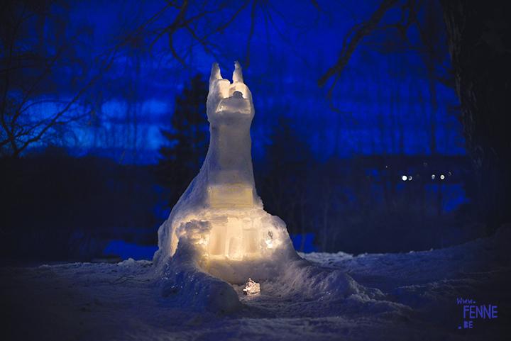 Ice sculpture | www.Fenne.be