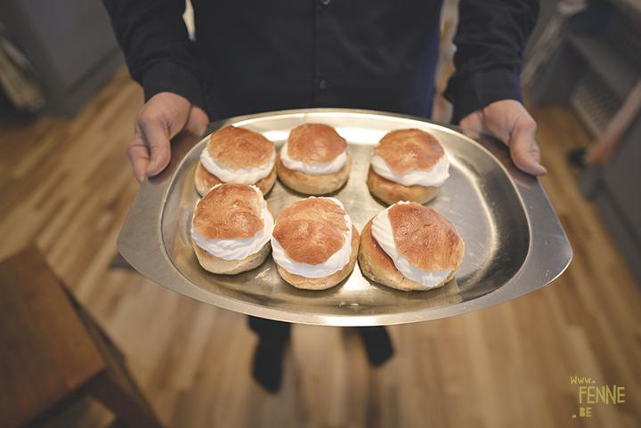 Semlor, Swedish fat-Tuesday bun | www.Fenne.be