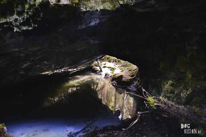 Ice cave, is gruvan, Smedjebacken, Dalarna, Sweden | www.Fenne.be