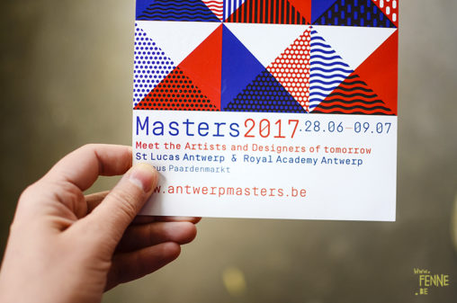 Antwerp & Art: Antwerp masters 2017 | exhibition Belgium, art schools| www.Fenne.be
