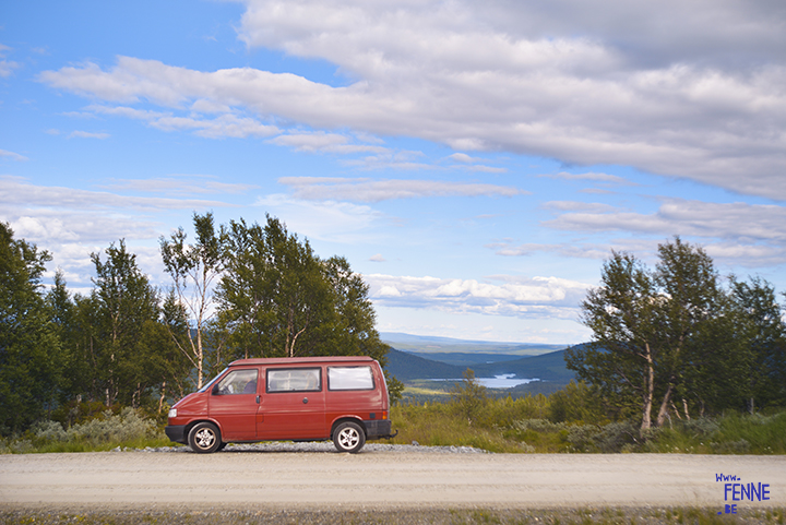 Flatruet and camping in Jämtland, Sweden | blog on www.Fenne.be