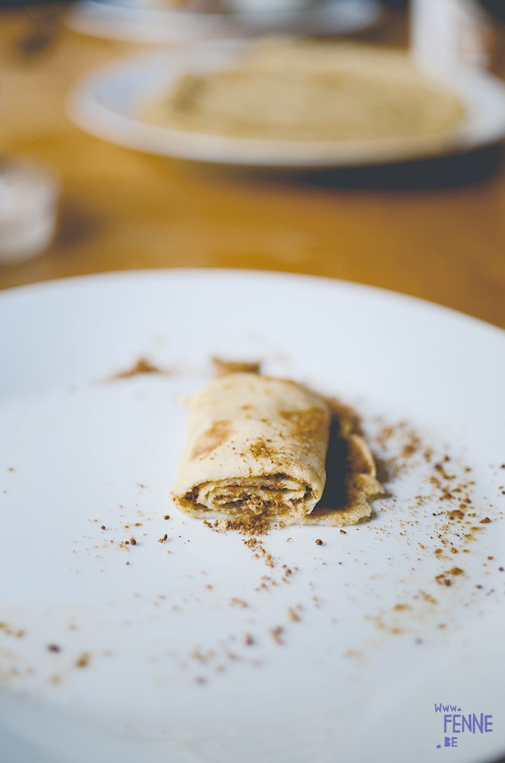 Sundays are for pancakes | www.Fenne.be