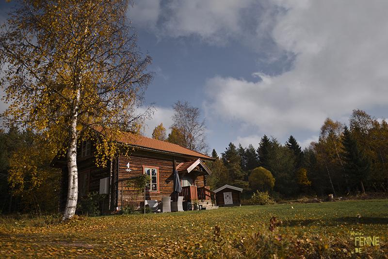 Airbnb stuga cottage Orsa Sweden, www.Fenne.be