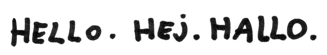 Hello, hej, hallo, Welcome at Fenne.be, visual storyteller, artist, printmaker, illustrator. www.fenne.be