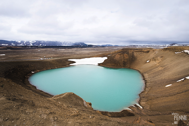 Artist traveling Iceland, Explore to create, www.Fenne.be