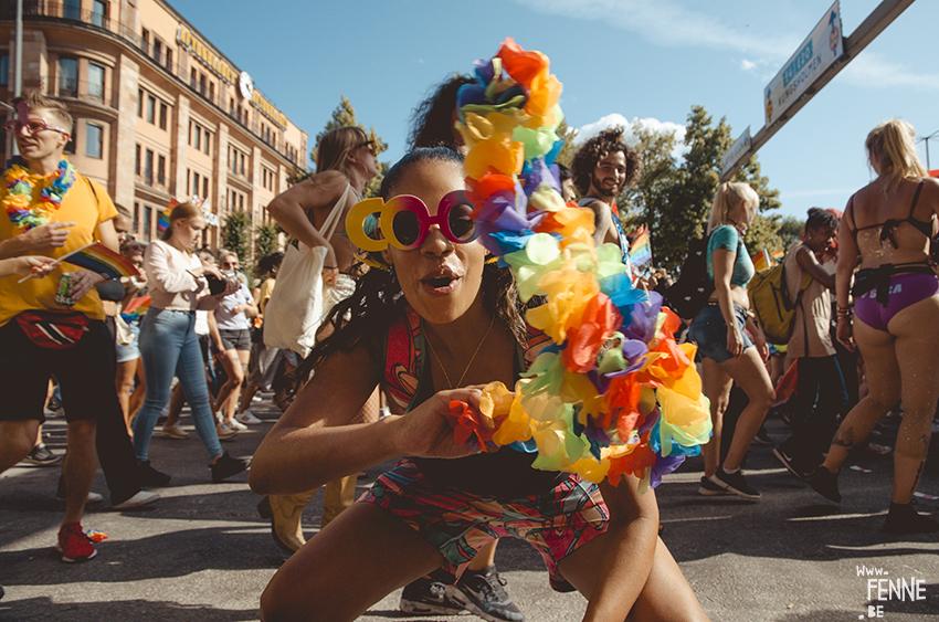 Stockholm Pride 2019, LGBTQ Europe, Pride Parade Stockholm documented, www.Fenne.be