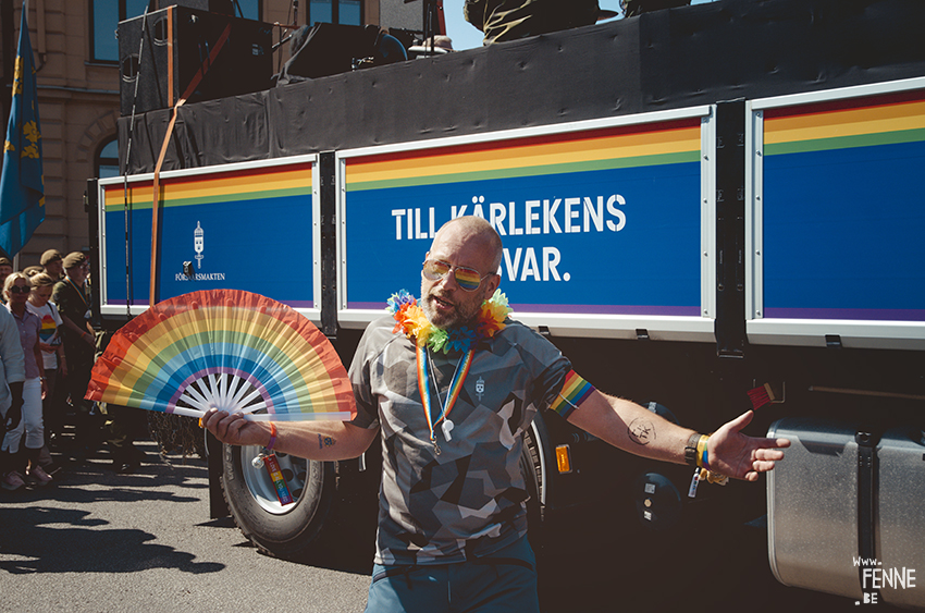 Stockholm Pride 2019, LGBTQ Europe, Pride Parade Stockholm documented, www.Fenne.be