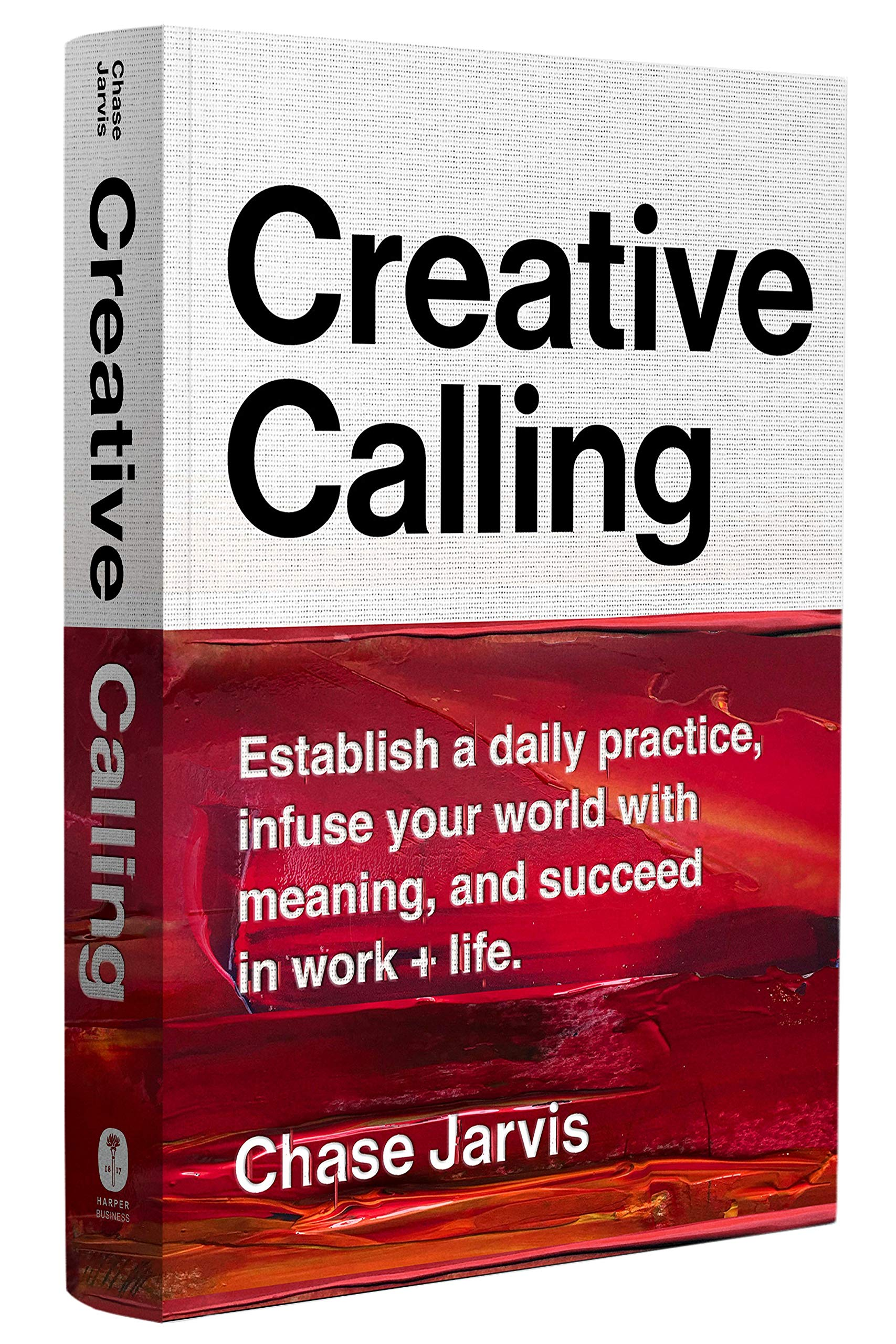 Creative calling, book by Chase Jarvis, www.Fenne.be