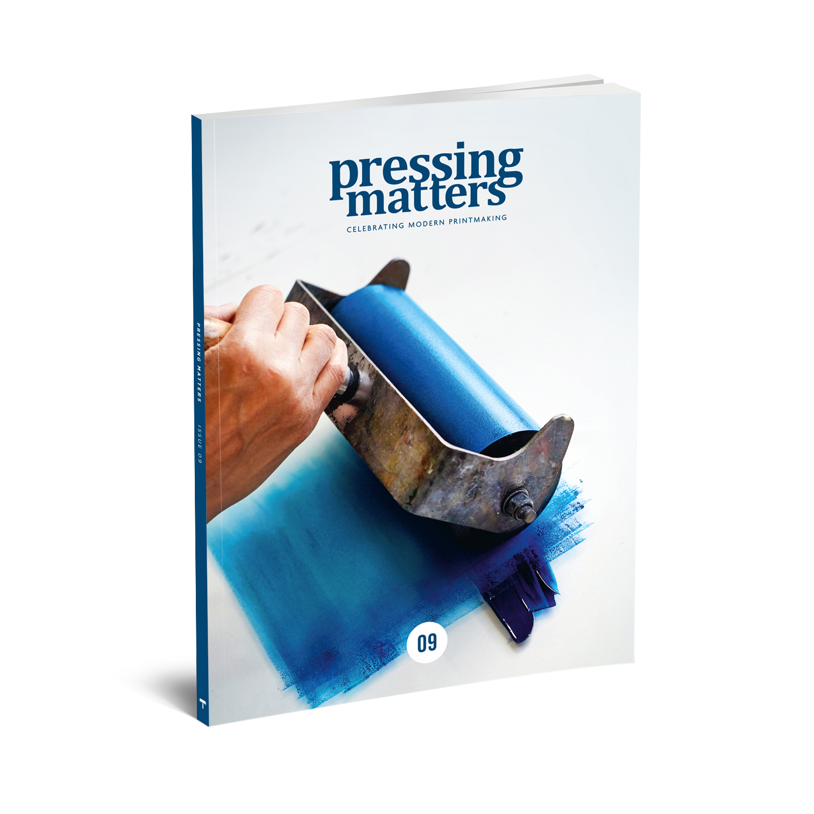 Pressing Matters, printing magazine, issue 9, www.Fenne.be
