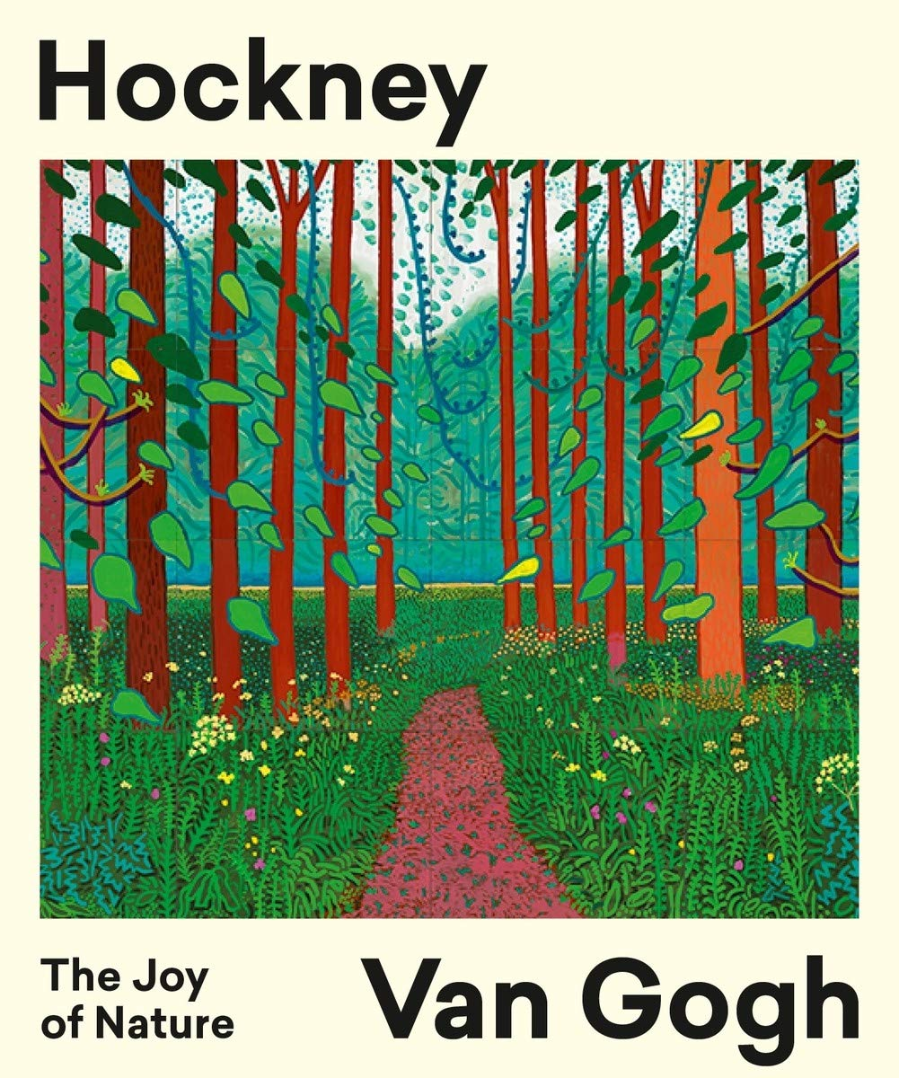 Hockeny- Van Gogh: the joy of nature book. www.Fenne.be