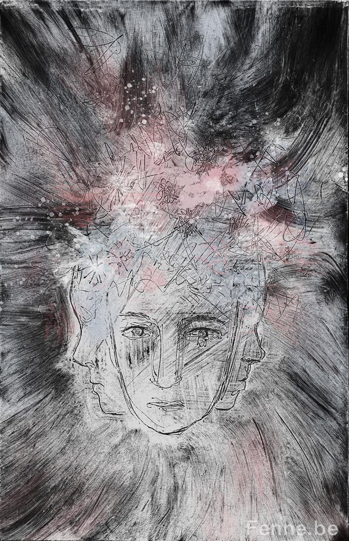 Fenne Kustermans, art blog, mental mastery practice, staying focused at creative work, www.Fenne.be
