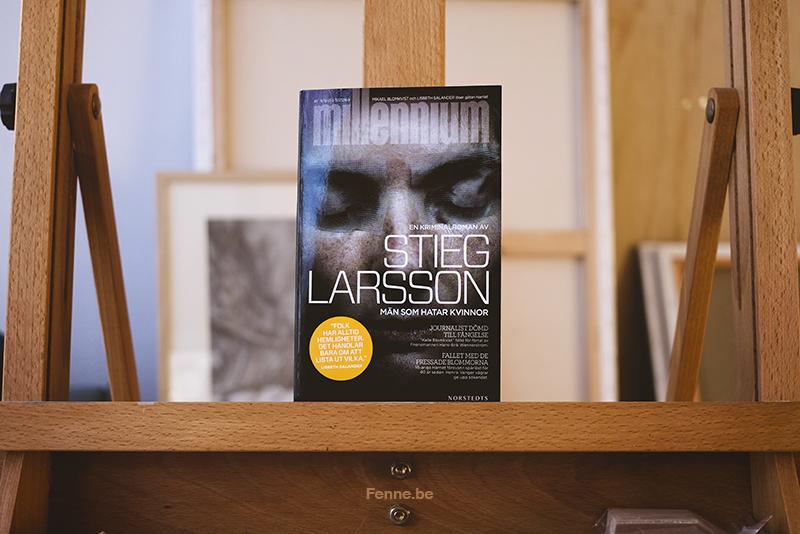 Larsson Stieg, (2005), Män som hatar kvinnor, Norstedts.