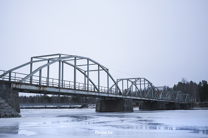 The girl with the dragon tattoo, USA movie locations Sweden, Lisbeth Salander, Blomkvist, Hedestad bridge, www.Fenne.be
