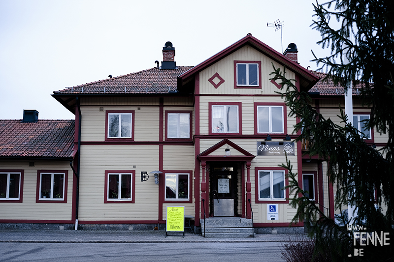 The girl with the dragon tattoo, USA movie locations Sweden, Lisbeth Salander, Blomkvist, Hedestad bridge, www.Fenne.be