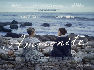 Ammonite movie poster