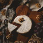 Homemade vegan cheese with cashew nuts, Cashewbert, food photography, www.Fenne.be