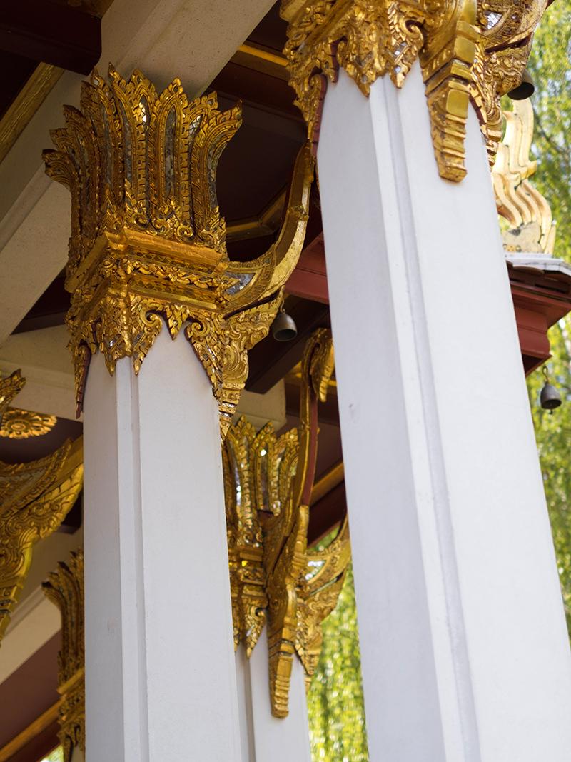 King Chulalongkorn Memorial Building/ Thailändska Paviljongen, Jämtland, Sweden. www.Fenne.be