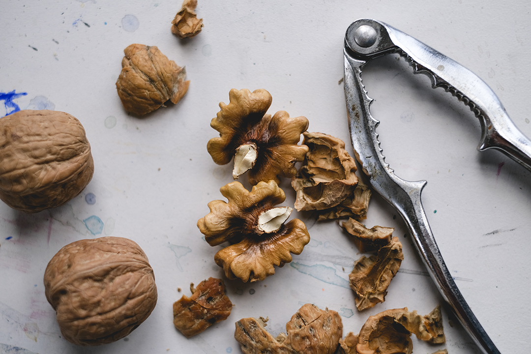 Small pleasures #9: fresh walnuts. Count your blessings. Taste of autumn. www.Fenne.be